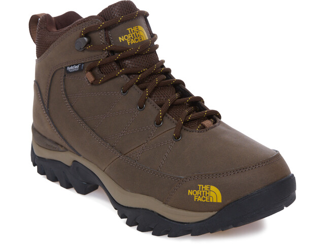 The North Face M's Storm Strike WP Trekking Boots Slategy/Lprdylw